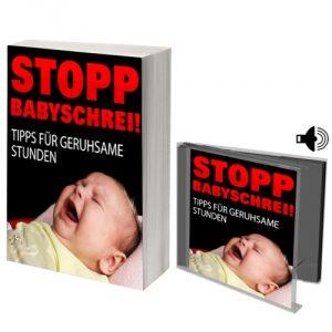 eBook STOPP BABYSCHREI! - Tipps für geruhsame Stunden