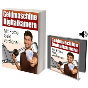 eBook Geldmaschine Digitalkamera