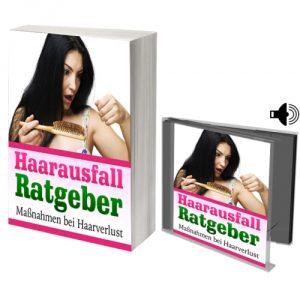 eBook Haarausfall Ratgeber - Maßnahmen bei Haarverlust