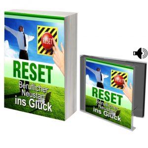 eBook RESET - Beruflicher Neustart ins Glück