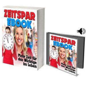 eBook Zeitspar-eBook - Mehr Zeit für das wichtige im Leben