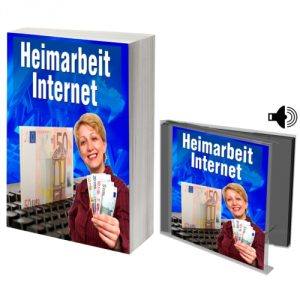 eBook Heimarbeit Internet