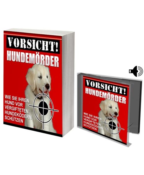 """eBook """"Vorsicht Hundemörder"""""""