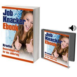 eBook Job Knacker Ebook - Kreative Bewerbungstricks für den Job-Erfolg