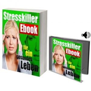 eBook Stresskiller-eBook - für ein gesundes Leben